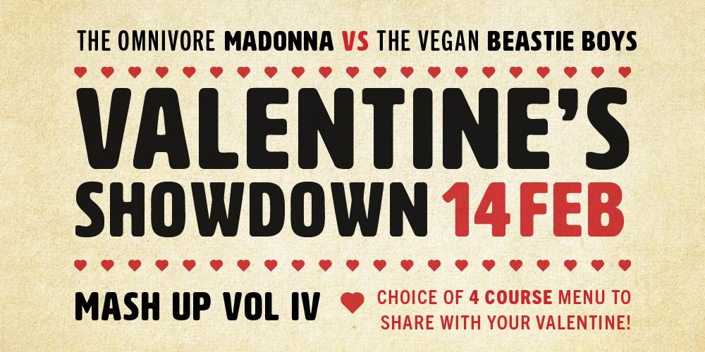 Valentine's Day Showdown